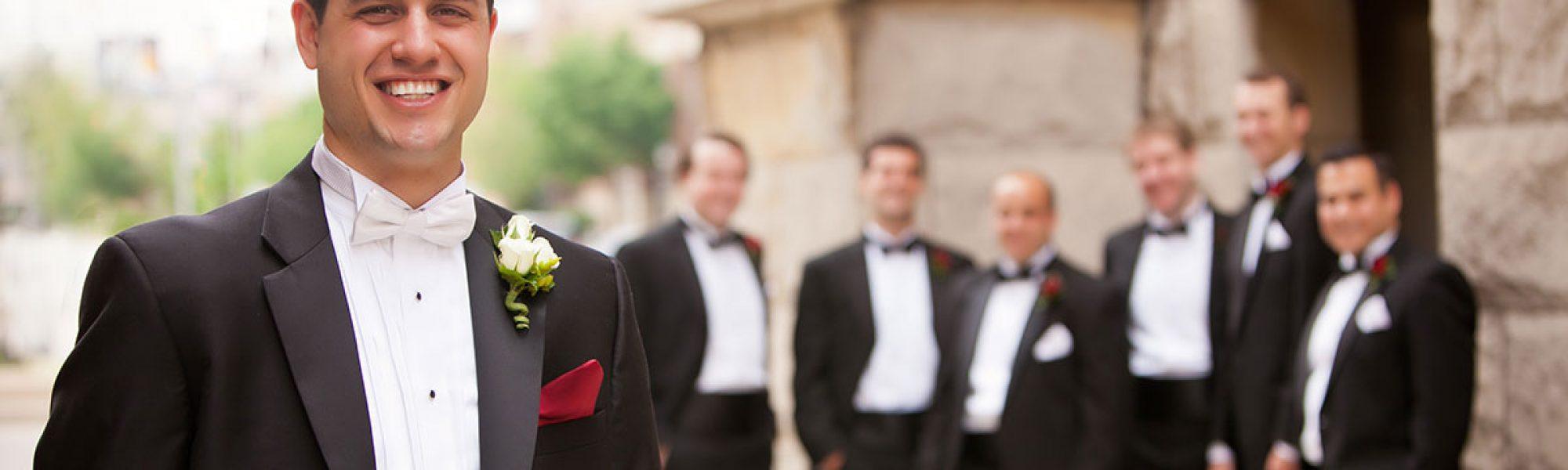 The Groom formalwear