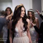 Brides crown by Viktoria Novak