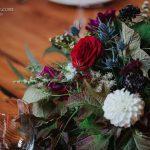 Lush floral bouquet