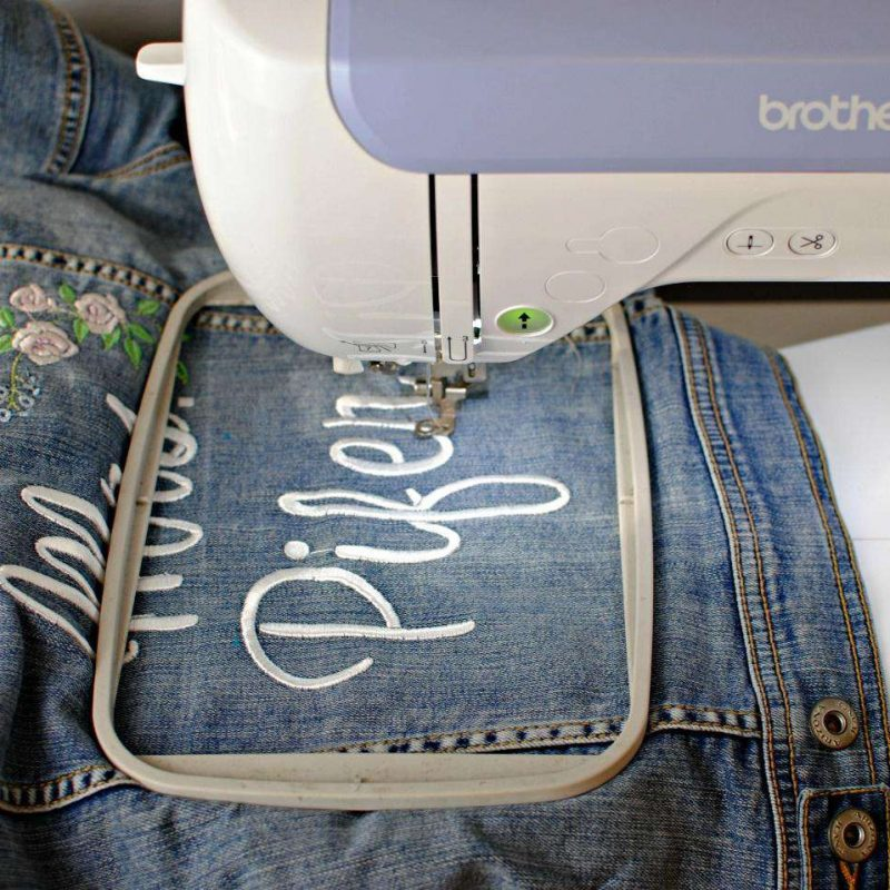 DIY Bridal Jacket - Step 7
